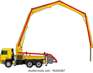 building excavator and frontal loader on a wheel base