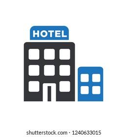 Building - Hotel Icon
