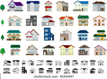 Building / HOUSE
