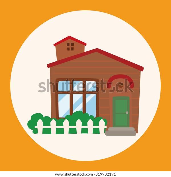 Building house theme elements