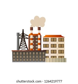 Manufactory building seeds for industrial processing