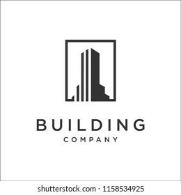 BUILDING LOGO DESIGN INSPIRATION