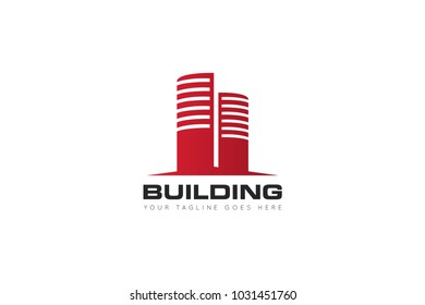 building logo and building icon Vector design Template. Vector Illustrator Eps.10