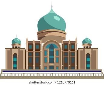 Building Perdana Putrajaya