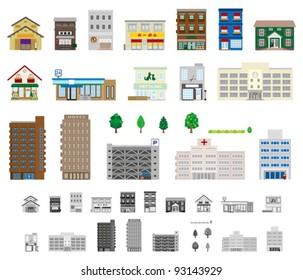 Building / shop
