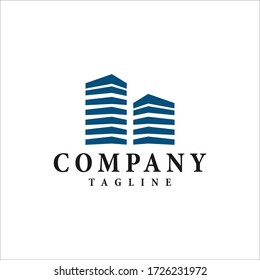 building vector logo graphic modern abstract