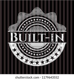 Built-in silver badge