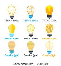 Bulb logos