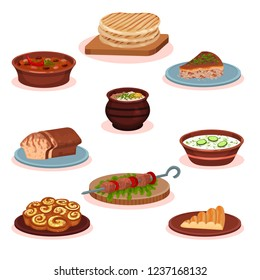 Romanian Barbecue Stock Illustrations, Images & Vectors   Shutterstock