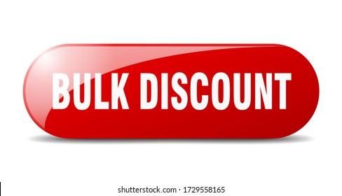 bulk discount button. bulk discount sign. key. push button.