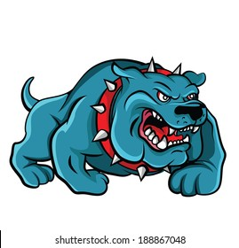 Bull Dog Vector