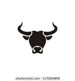 bull head logo
