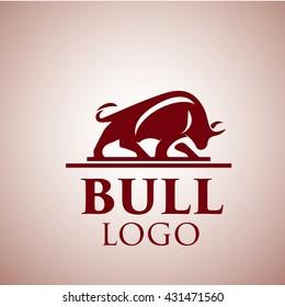 bull logo 5