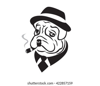 Bulldog Cigar
