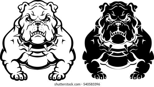 Bulldog Front Variation