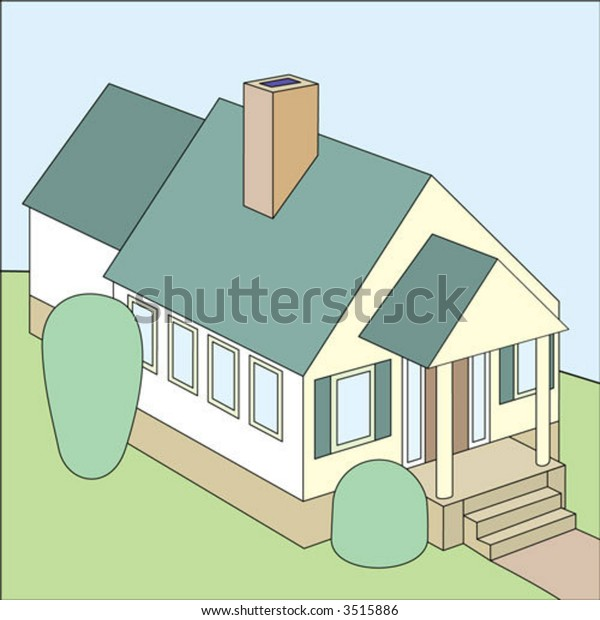 a bungalow style house