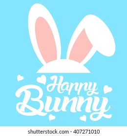 Bunny Logo & Mascot Template