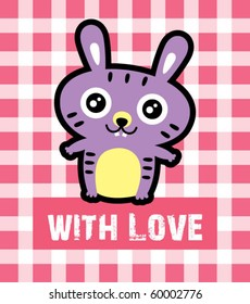 bunny with love