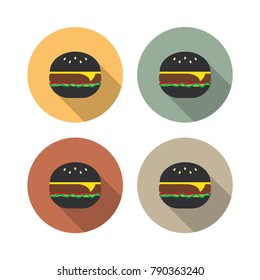 Chaco Burger Images, Stock Photos