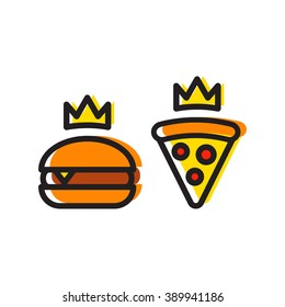 Burger King Crown High Res Stock Images Shutterstock