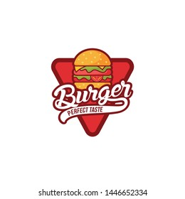 Burger Logo Images Stock Vectors