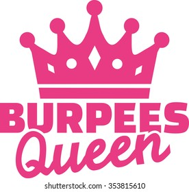 Burpees queen