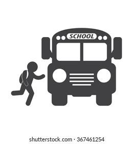 Bus Icon.