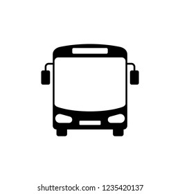 Bus icon, icons vector eps10
