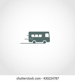 Bus Logo Icon