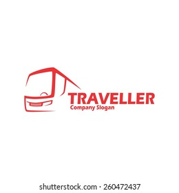 bus logo template