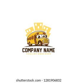 Bus School logo