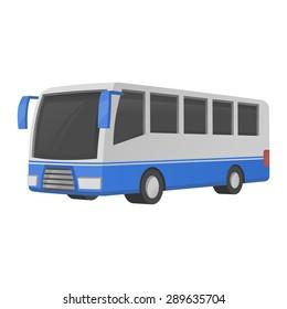 Bus trip tour