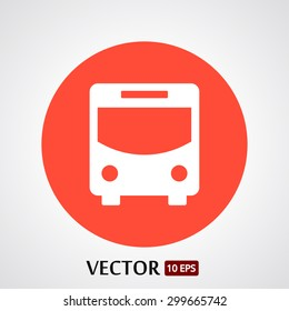 Bus   vector icon