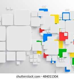 Business abstract background for advertising