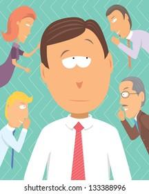 Business advisers or just rumors
