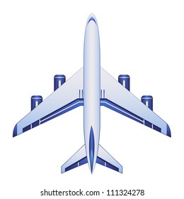 business airplane icon