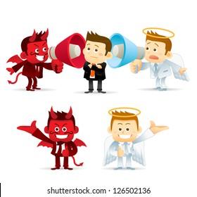 Business Angel & Devil