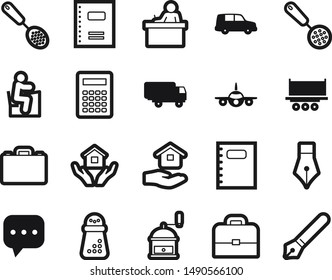 Business best vector icon set