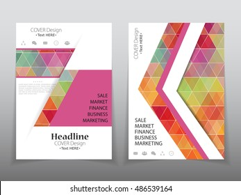 business brochure flyer banner design vertical template vector, cover presentation abstract geometric background, modern publication x-banner and flag-banner, layout in rectangle size.