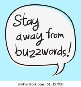 Business Buzzword: