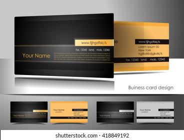 Bilder Stockfotos Und Vektorgrafiken Gold Visitenkarte