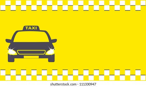 Taxi Card Images, Stock Photos & Vectors | Shutterstock