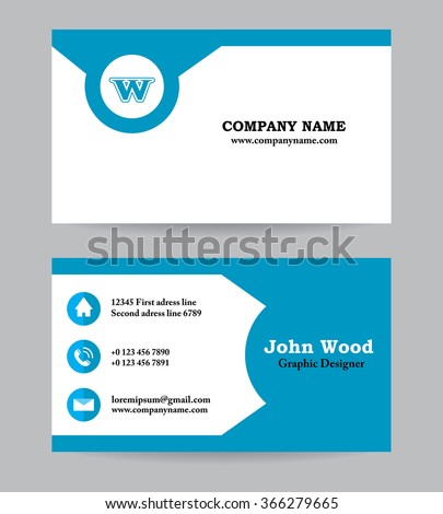 Business card business card template business stock vector royalty business card business card template business card design modern business card vector flashek Images