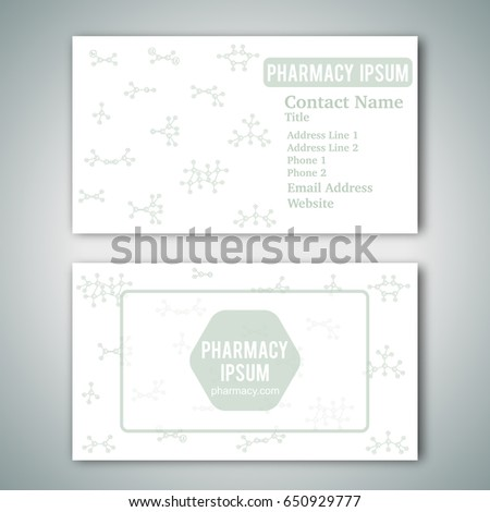 business card template hand drawn doodles stock vector royalty free