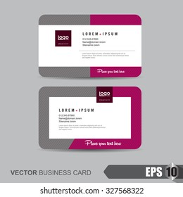 business card template,tag,label,Vector illustration