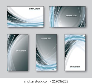 Business Cards/Gift Cards Templates