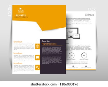 business company profile ,annual report , brochure , flyer, presentations,magazine,and book layout template.