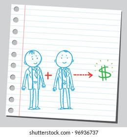 Business concept (partnership)