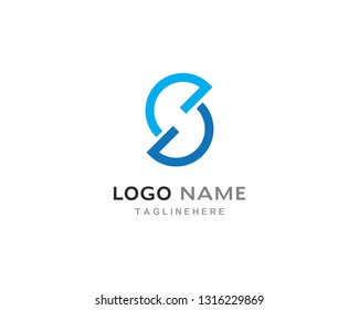 Business corporate abstract unity vector logo design