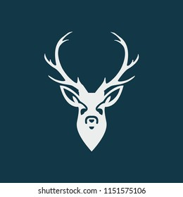 business deer logo